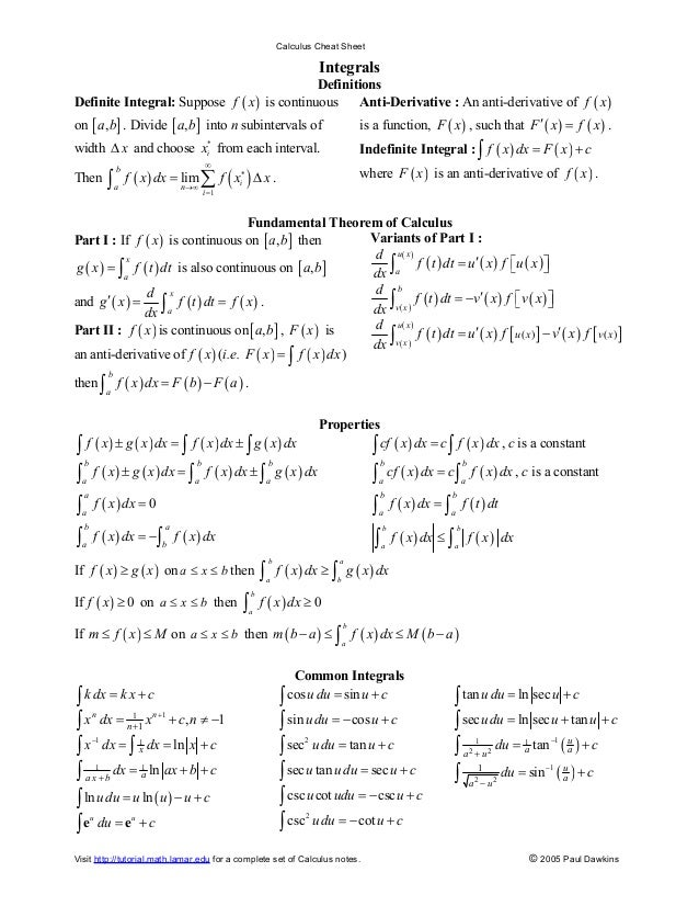 derivatives of trigonometric functions formulas pdf