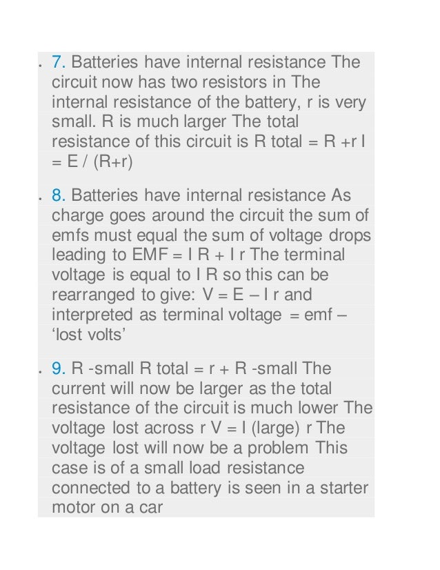 factors affecting electromotive force of a cell pdf