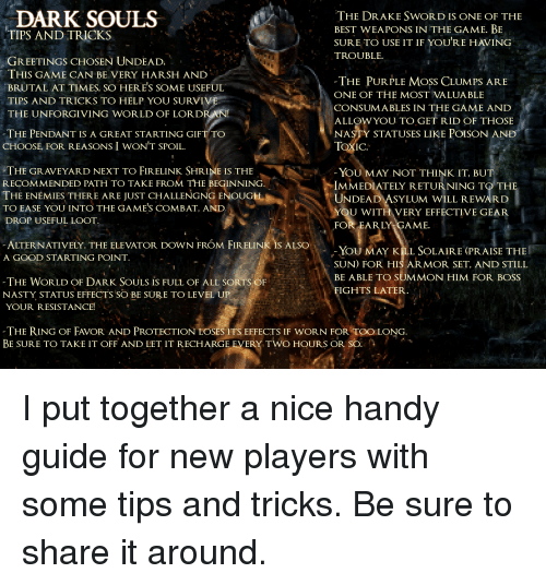 dark souls level up guide