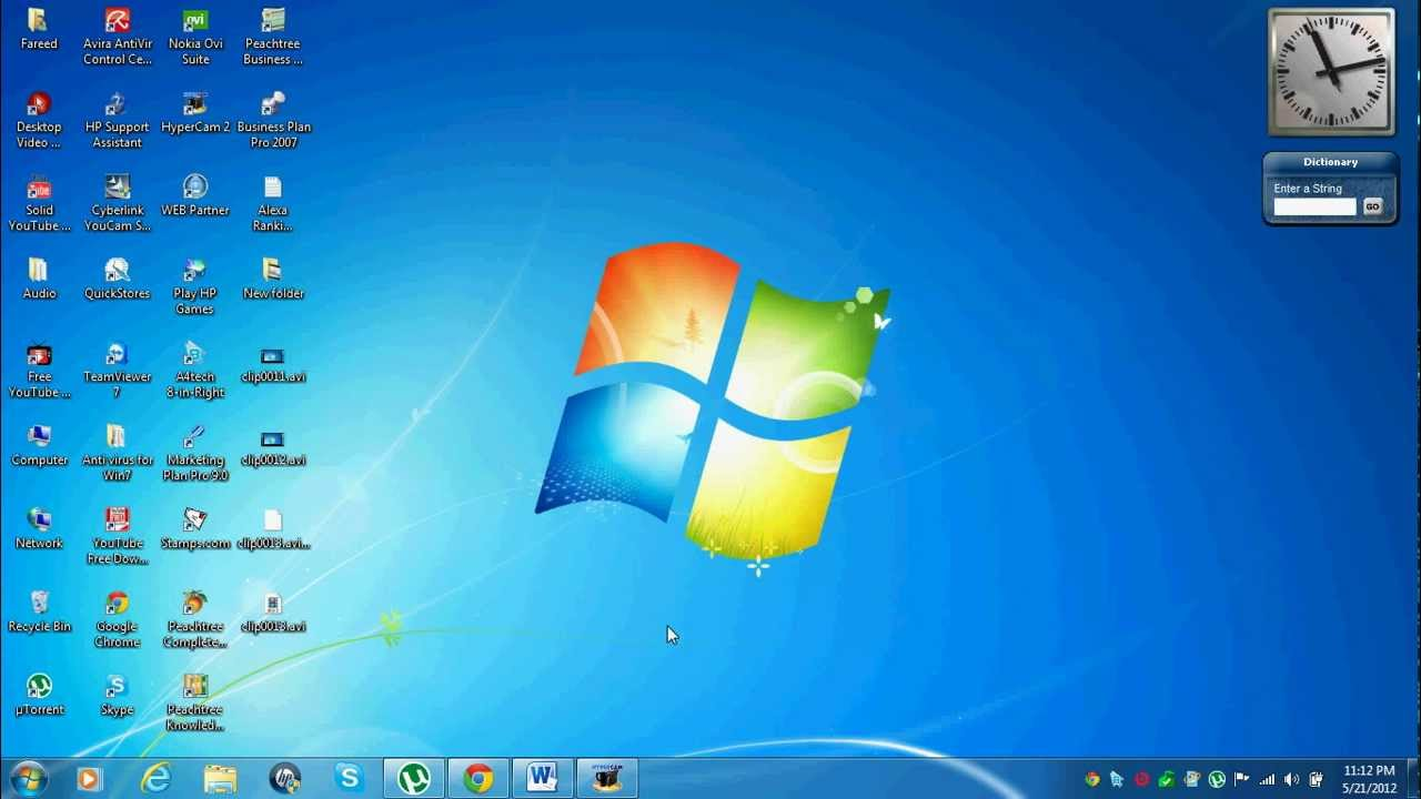 dictionary download pc windows 7