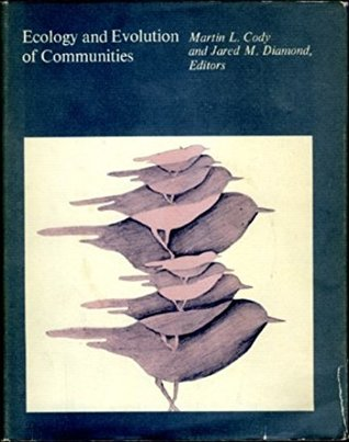 ecology and evolution of communities pdf