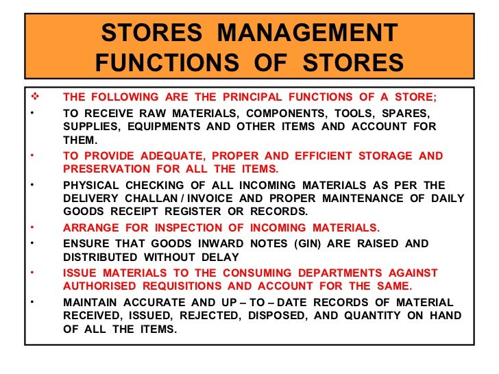 functions of records management systems pdf