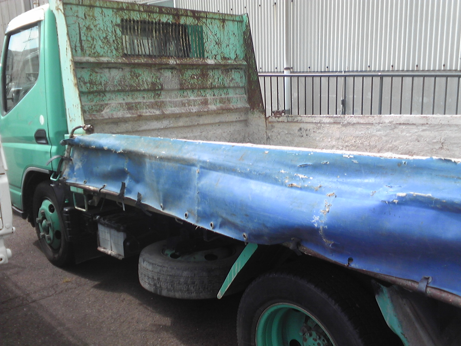 fe71 canter fuso payment terms
