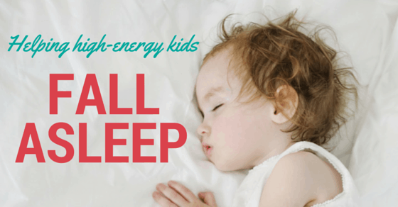 high energy in children pdf