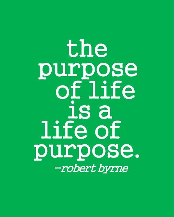 guide on finding purpose in life