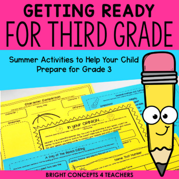 get ready for 2nd grade pdf