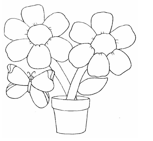 drawing instructions for kinder clipart black and white