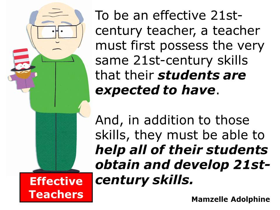 describ the 21 century in terms of learners