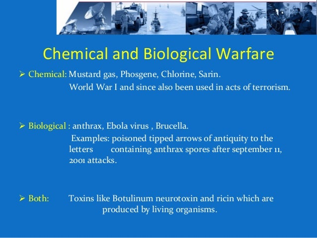 example of application of nanotechnology in security and defense