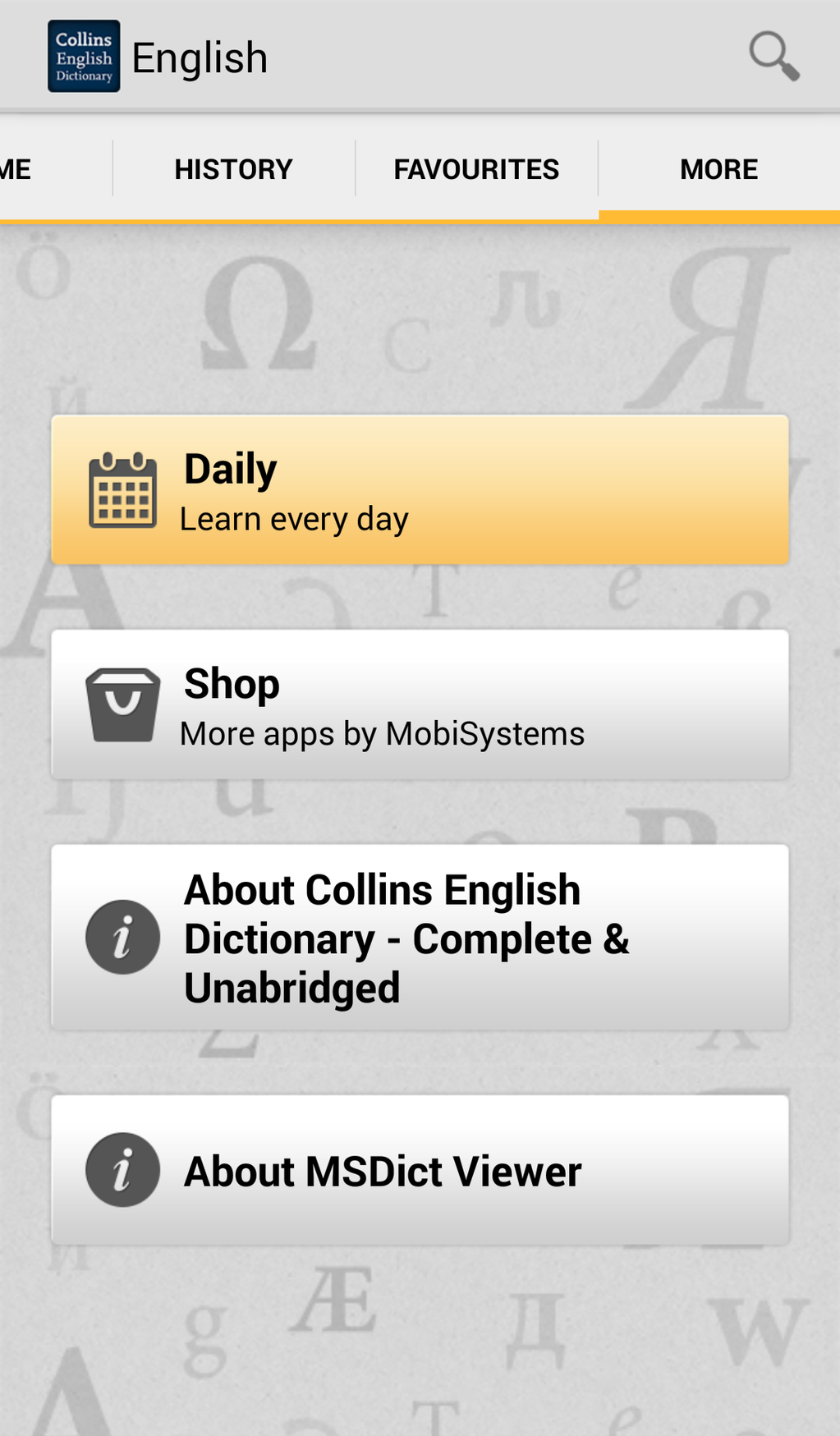 english dictionary download for mobile
