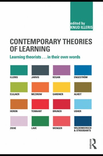 educational theorists and their theories pdf