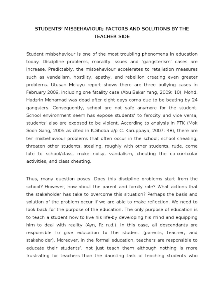 foreign literature about absenteeism in the philippines pdf