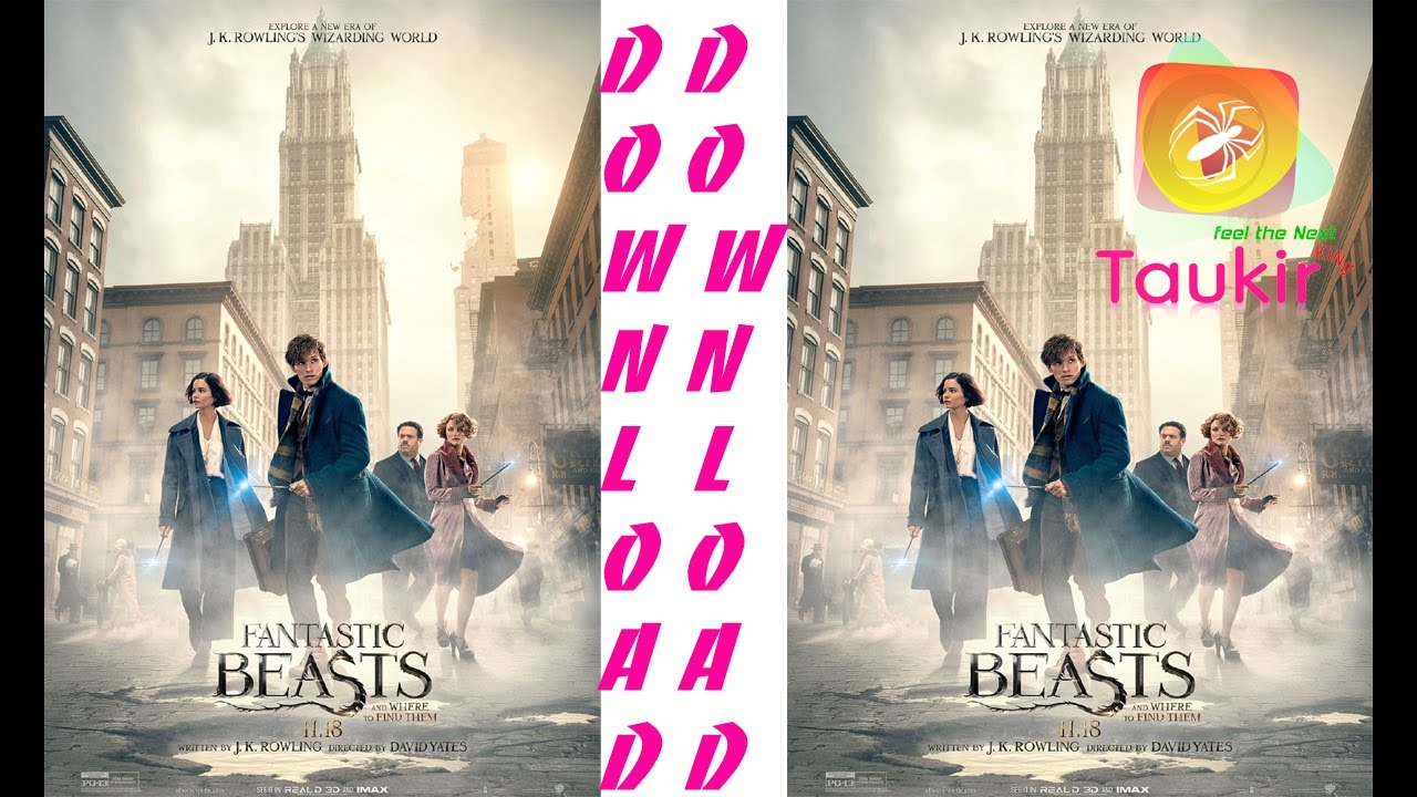 free download fantastic beasts and where to find them pdf