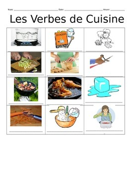 french cooking terms in english