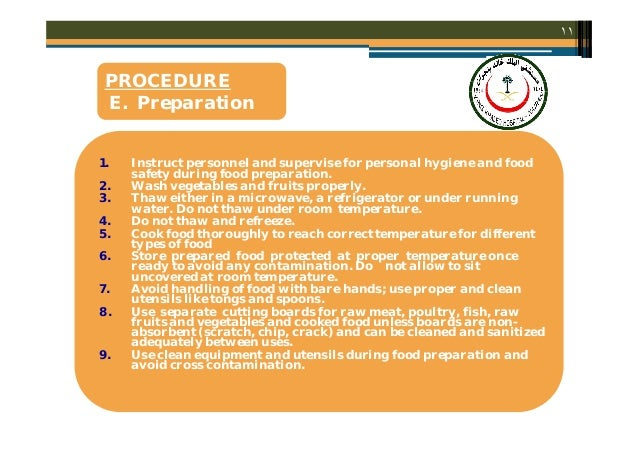 guidelines in the use of personnel services