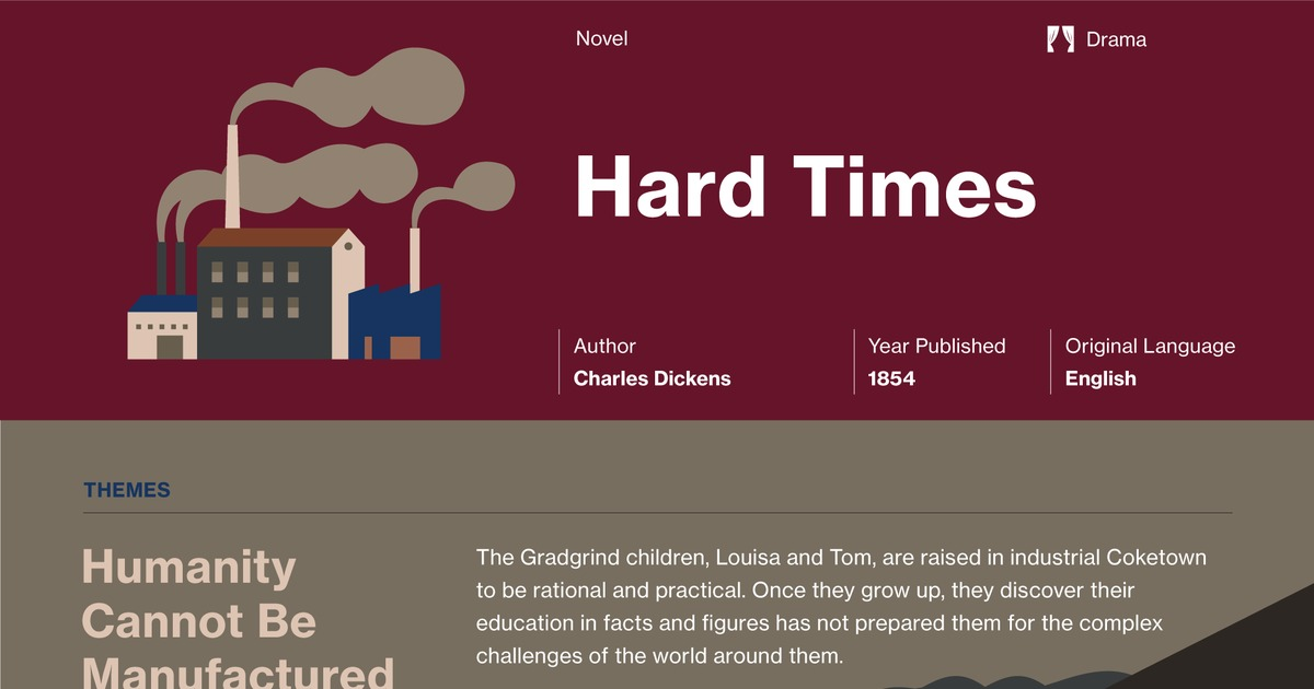 hard times charles dickens book pdf